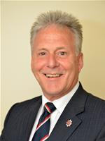 Councillor Mark Healey MBE